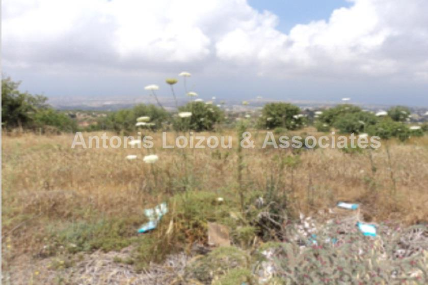 Field in Paphos (Mesogi ) for sale