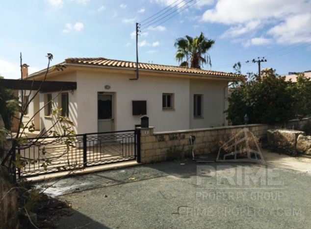 Bungalow in Paphos (Mesogi) for sale