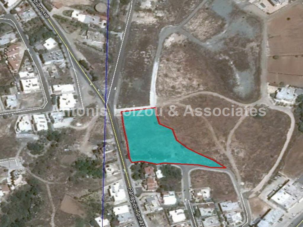 Field in Paphos (Mesogi) for sale