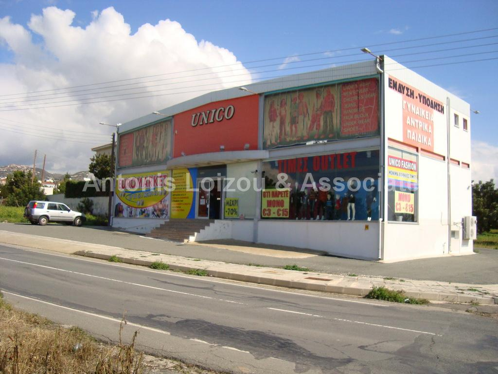 Shop in Paphos (Mesogi) for sale