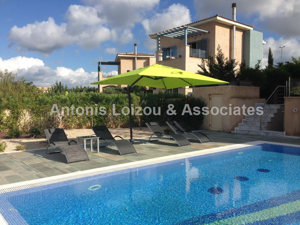 3 Bed Luxurious Beach Front Villa Neo Chorio properties for sale in cyprus