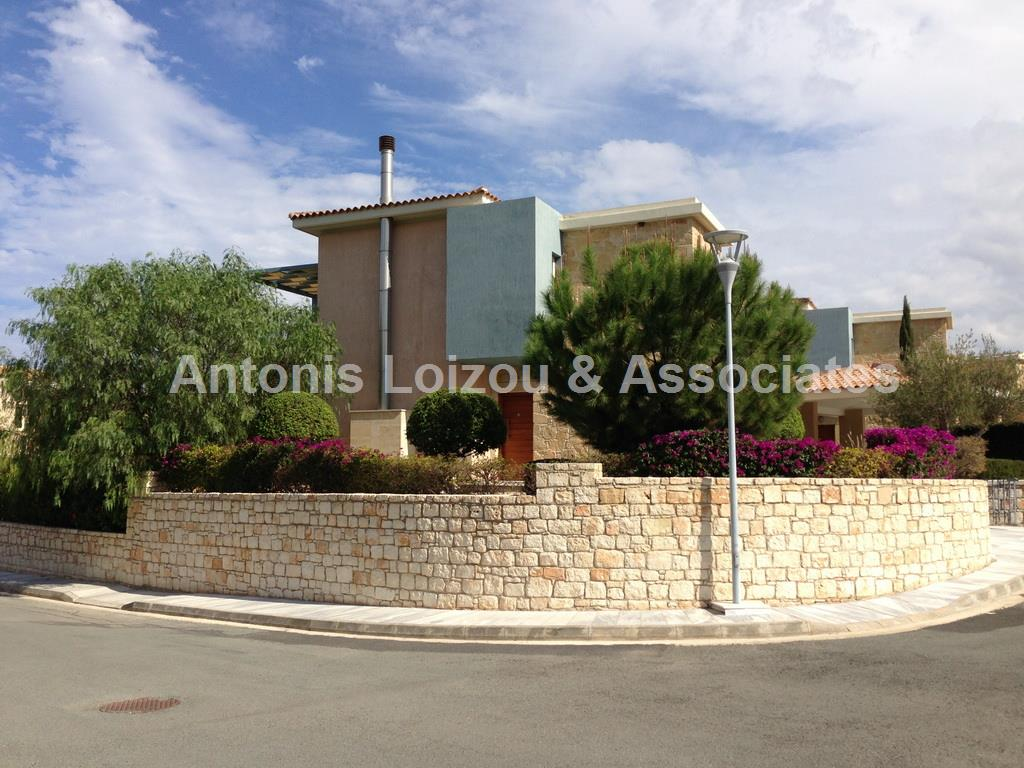 3 Bed Luxurious Villa Neo Chorio Latchi properties for sale in cyprus
