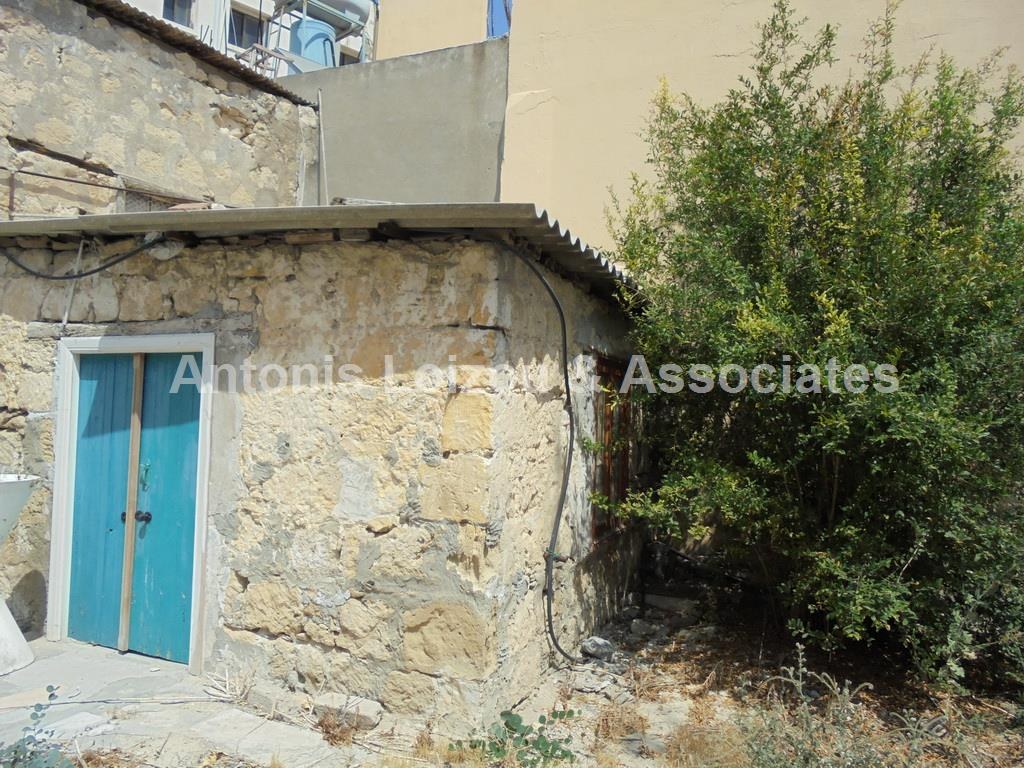 Apartment Block/Shops/Offices For Renovation Town Centre properties for sale in cyprus