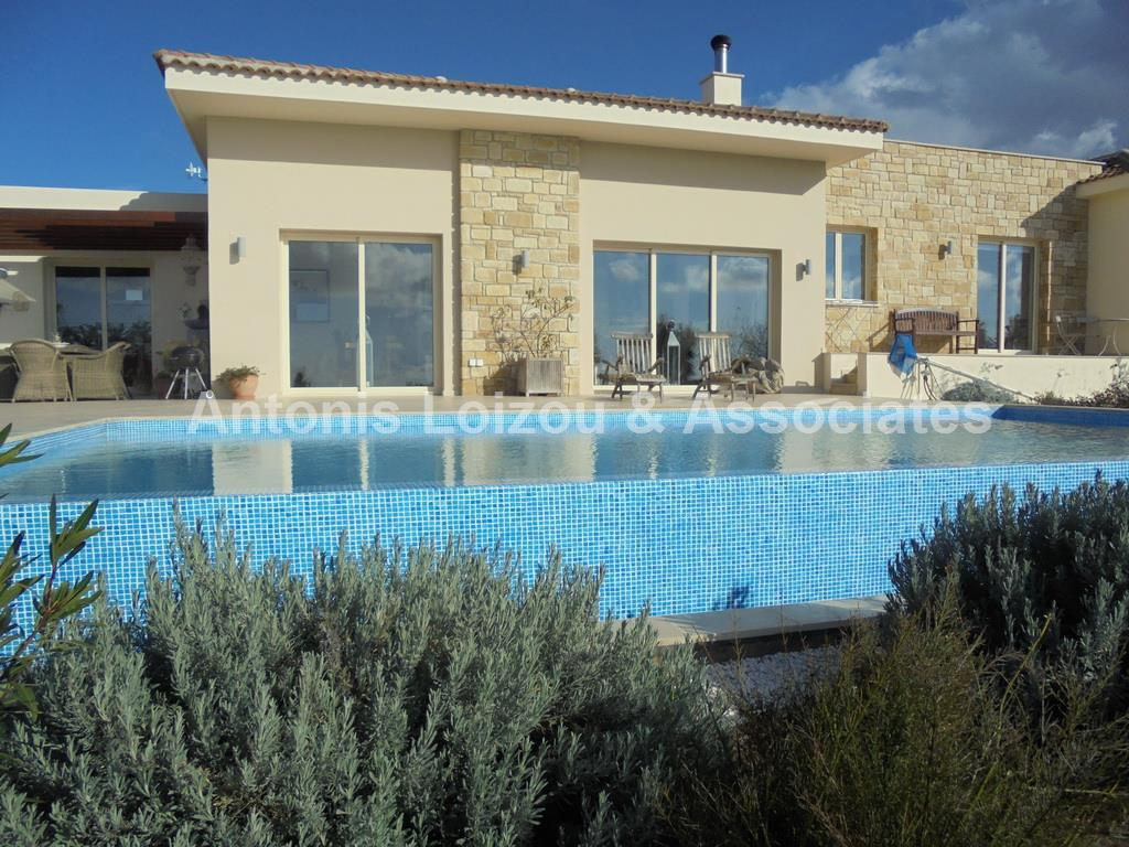 Luxurious Contemporary Villa Pano Arodes properties for sale in cyprus
