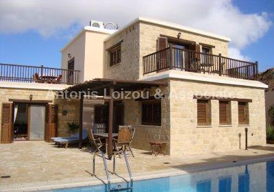 Detached Villa in Paphos (Pano Arodes) for sale