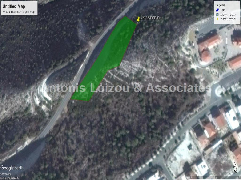 Field in Paphos (Pedalia) for sale