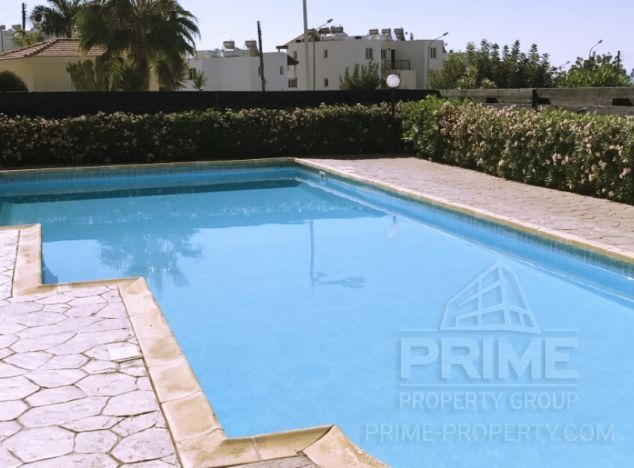Garden Apartment in Paphos (Pegeia) for sale