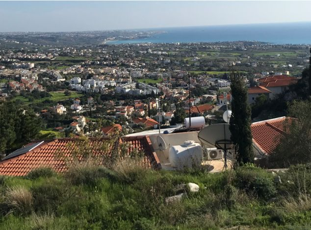 Sale of land in area: Pegeia - properties for sale in cyprus
