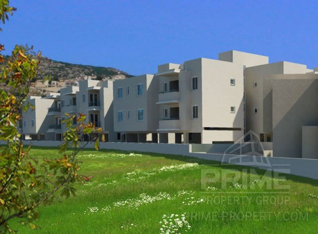 Sale of аpartment, 57 sq.m. in area: Pegeia - properties for sale in cyprus