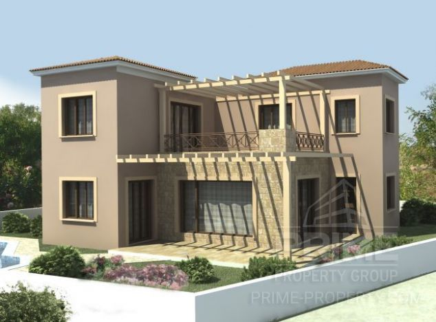 Sale of villa, 182 sq.m. in area: Pegeia - properties for sale in cyprus
