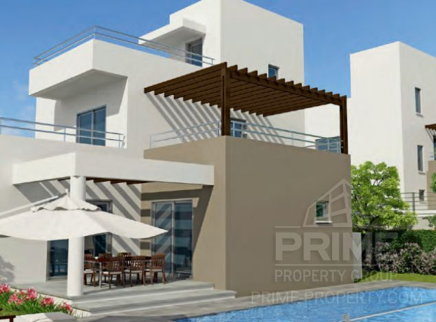 Sale of villa, 207 sq.m. in area: Pegeia - properties for sale in cyprus