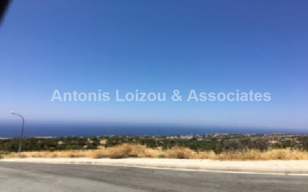 Land Plot For Sale in Pegeia, Paphos properties for sale in cyprus