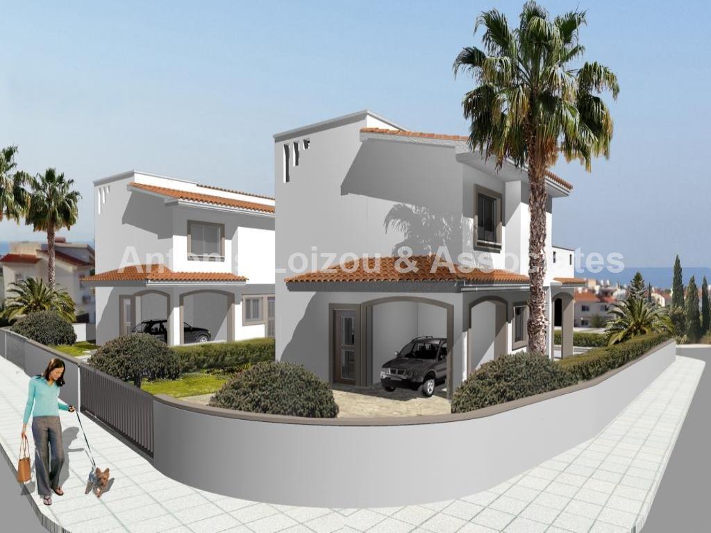 3 Bed Beautiful Villas in Peyia properties for sale in cyprus