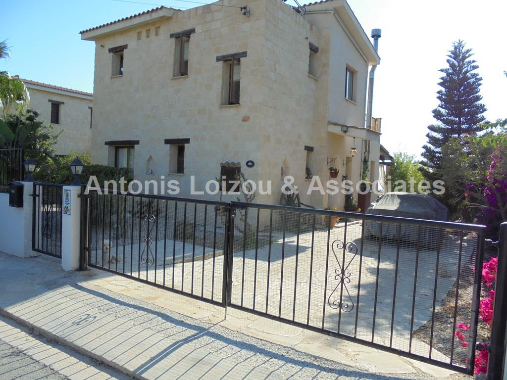 3 Bed Stone House SEA VIEWS -REDUCED properties for sale in cyprus