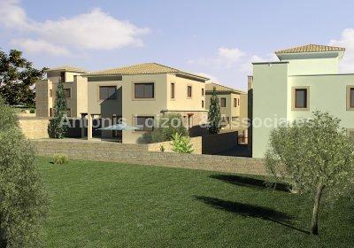 Four Bedroom Detached Villas properties for sale in cyprus