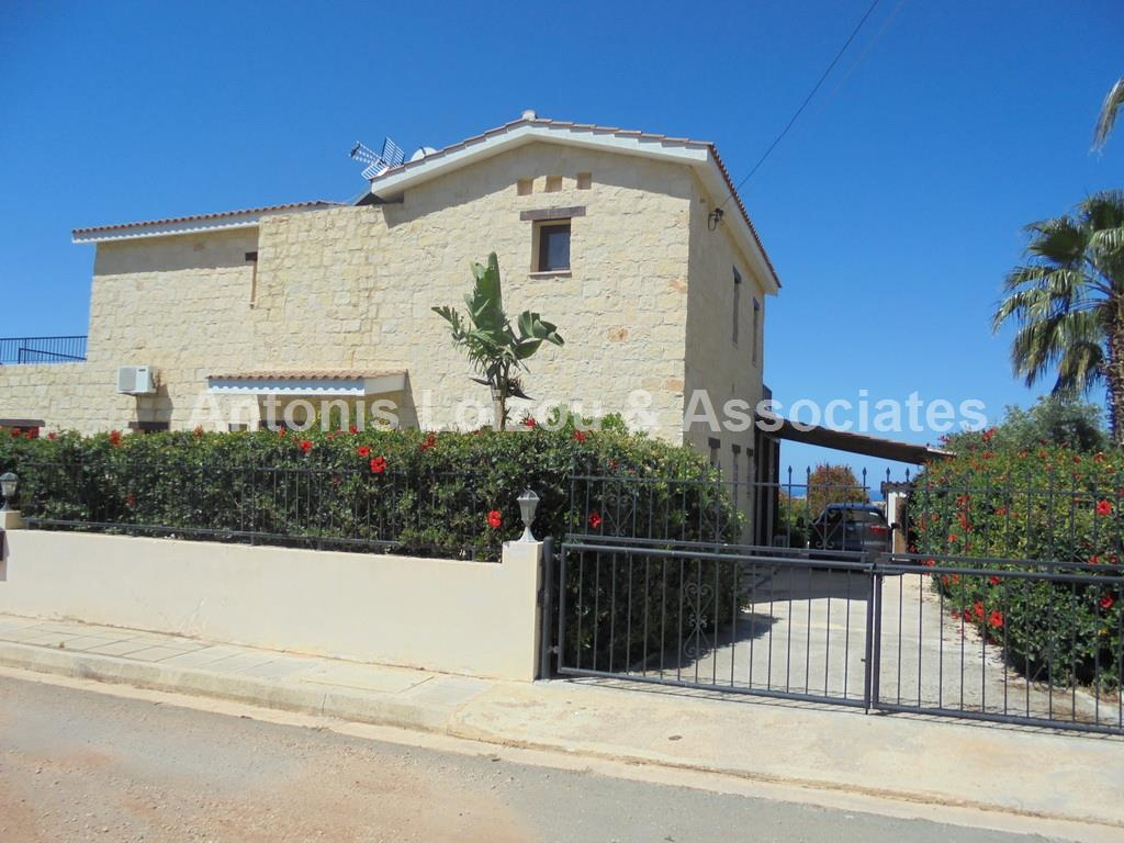 Stunning 4 bed Stone Villa, Tennis Court, Pool properties for sale in cyprus