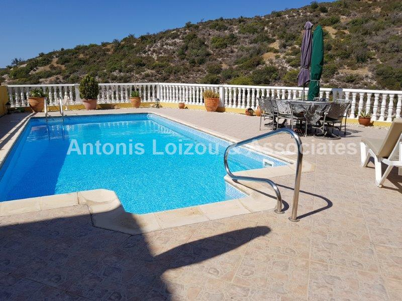 Detached 3 Bed Villa Sea Views Peyia properties for sale in cyprus