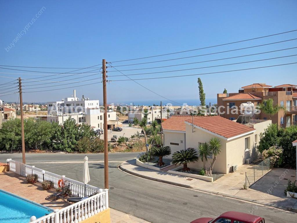 Semi detached Ho in Paphos (Peyia) for sale