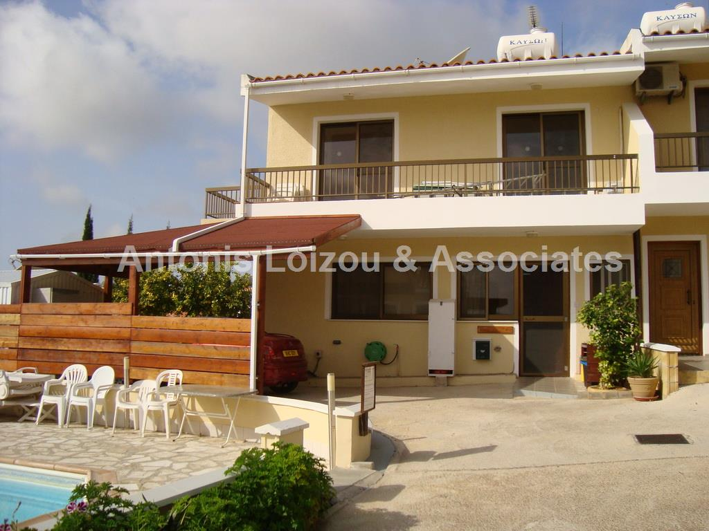Semi House in Paphos (Peyia) for sale