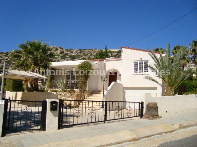 Detached Bungalo in Paphos (Peyia) for sale