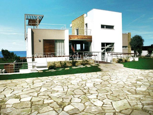 Four Bedroom Beach Front Villa properties for sale in cyprus