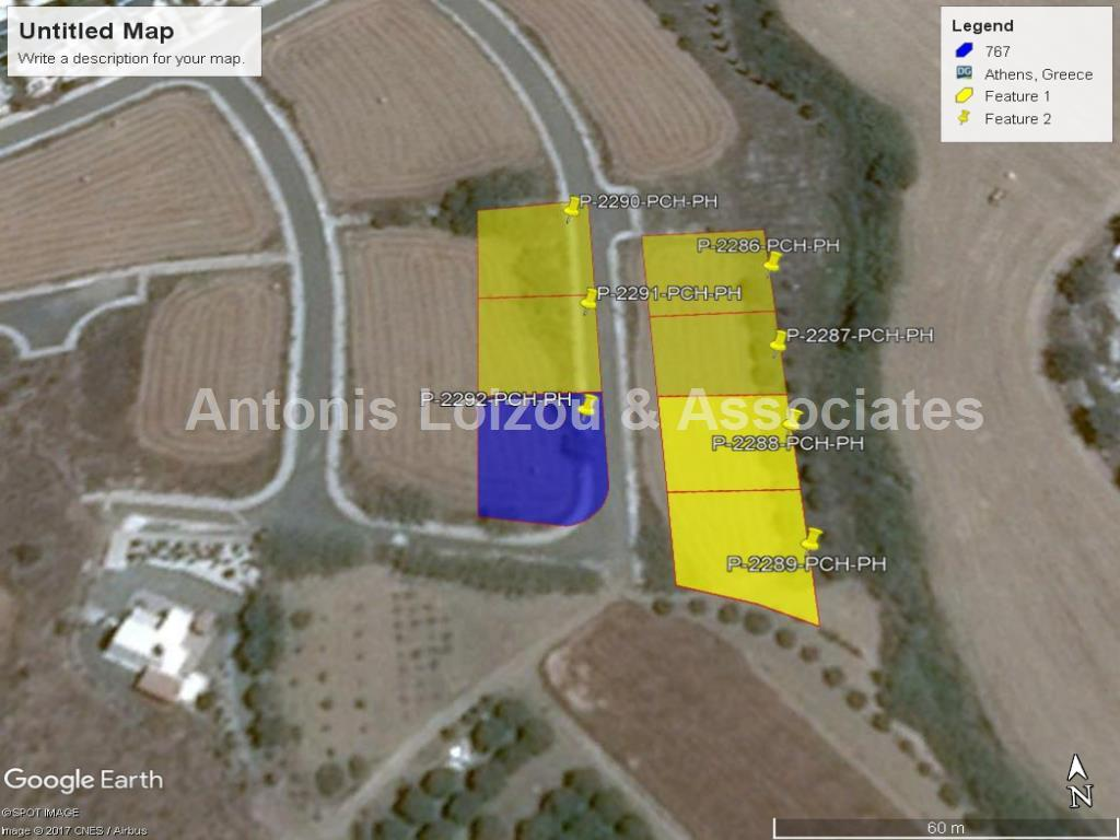 Land in Paphos (Polis Chrysochous) for sale