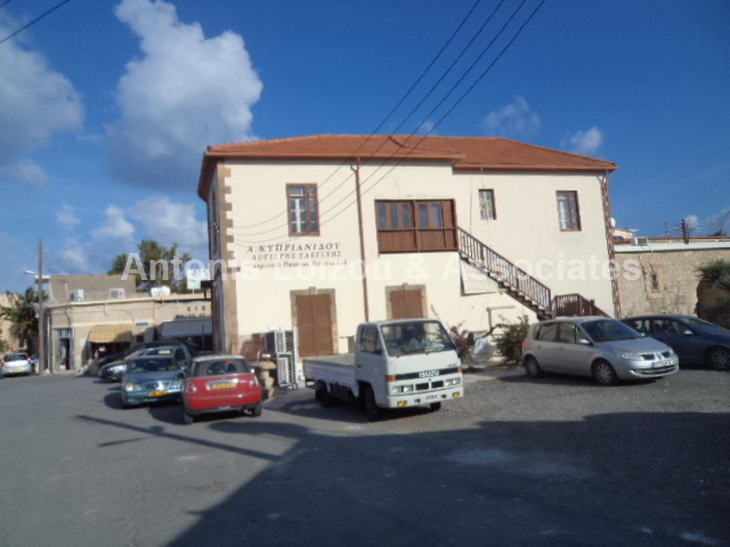 Semi detached building in Polis Chrysochous properties for sale in cyprus