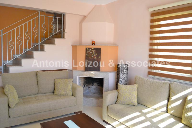 Detached 3 Bed Villa Polis properties for sale in cyprus