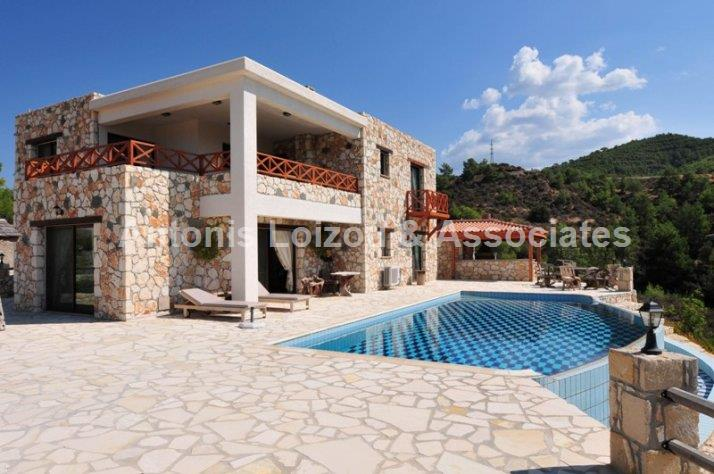 Detached House in Paphos (Polis) for sale
