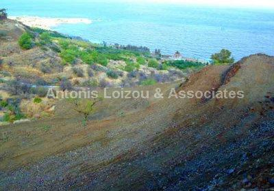 Land in Paphos (Pomos) for sale