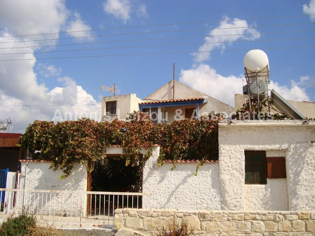 Three Bedroom Village House properties for sale in cyprus