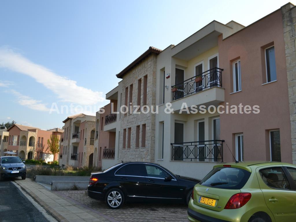 Two bedroom apartment in Polis Chrysochous properties for sale in cyprus