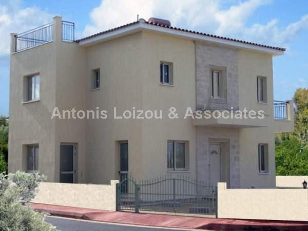 Detached Villa in Paphos (Prodromi) for sale