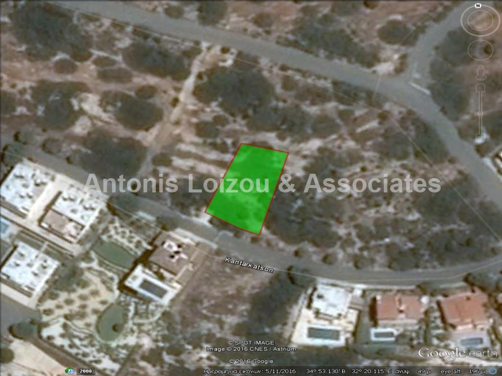 Land in Paphos (Sea Caves ) for sale