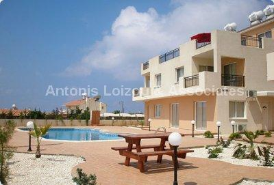 Apartment in Paphos (Sea Caves Peyia) for sale