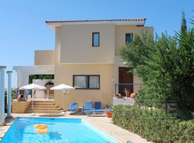 Villa in Paphos (Sea Caves) for sale