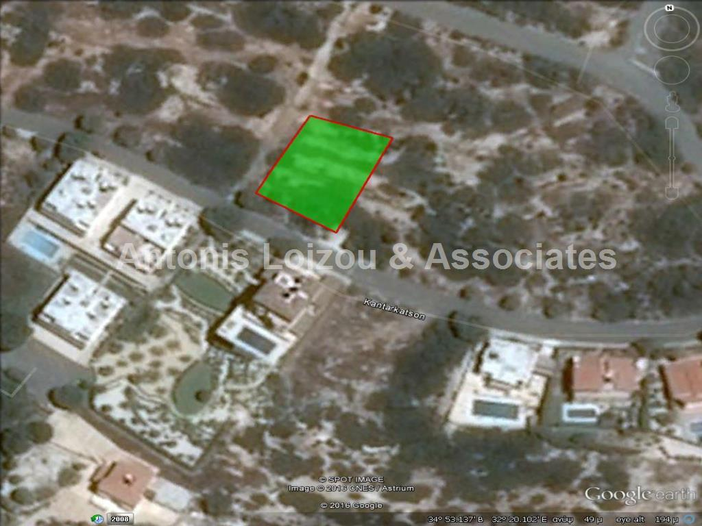 Land in Paphos (Sea Caves) for sale