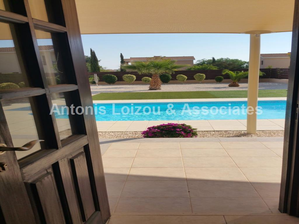 Luxury 3 Bed Villa in Secret Valley Golf Resort properties for sale in cyprus