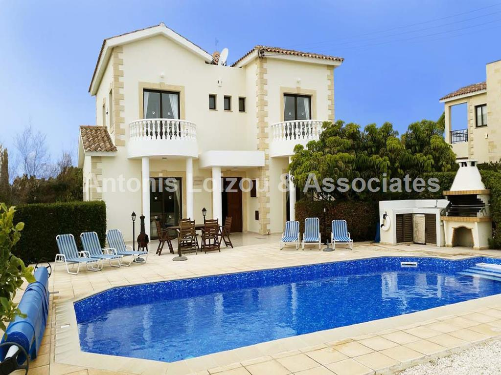 Detached House in Paphos (Secret Valley) for sale