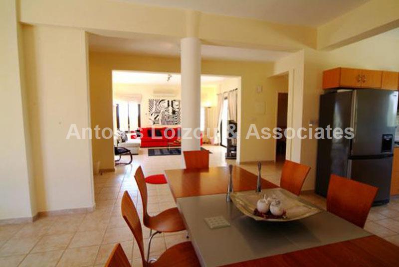 Luxury 4 Bed Villa in Secret Valley Golf Resort properties for sale in cyprus
