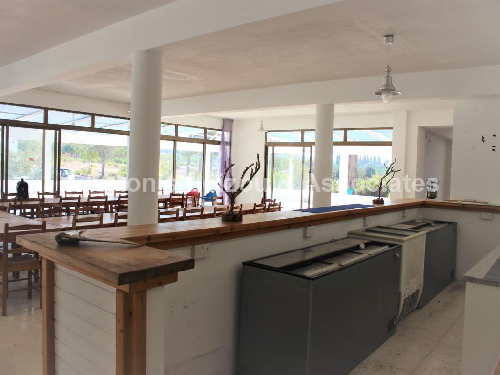 Fish Restaurant for Sale in St George properties for sale in cyprus