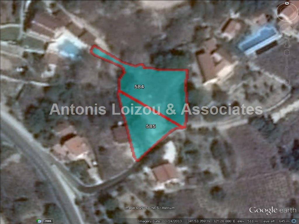 Field in Paphos (Stroumpi) for sale