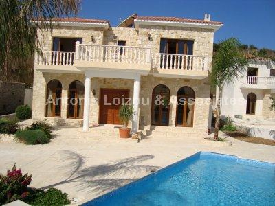 Detached House in Paphos (Stroumpi) for sale