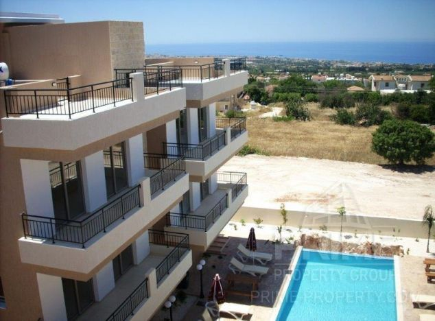 Sale of аpartment, 56 sq.m. in area: Tala - properties for sale in cyprus