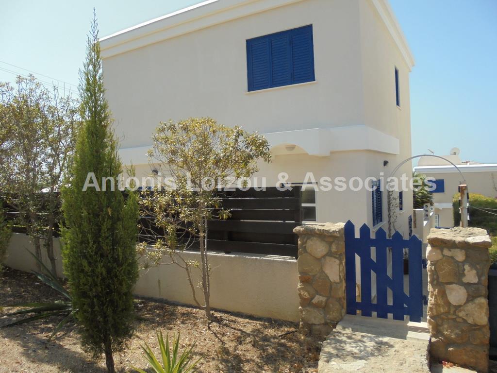 3 Bed Corner Detached Coastal Views Tala properties for sale in cyprus
