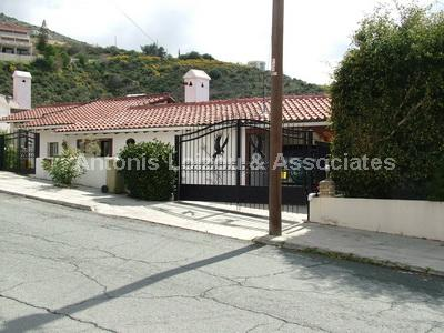 Three Bedroom Detached House Plus One Bedroom Apartment properties for sale in cyprus