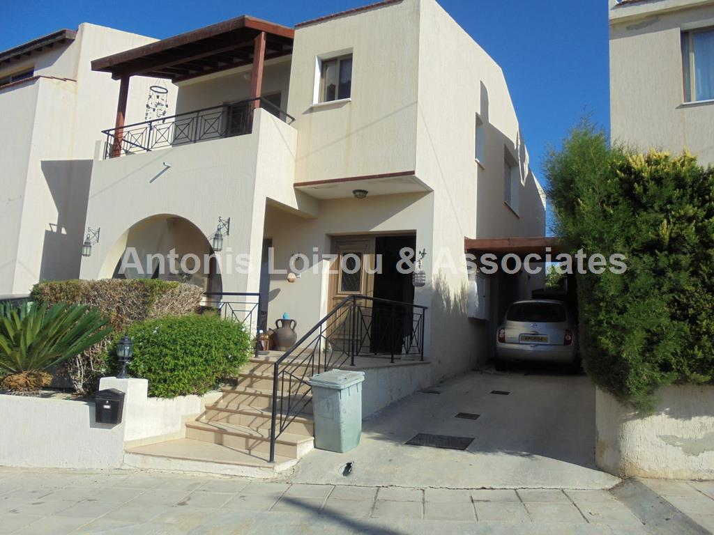 Detached House in Paphos (Tala) for sale