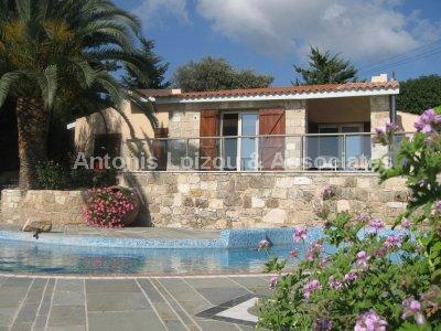 Detached Bungalo in Paphos (Tala) for sale
