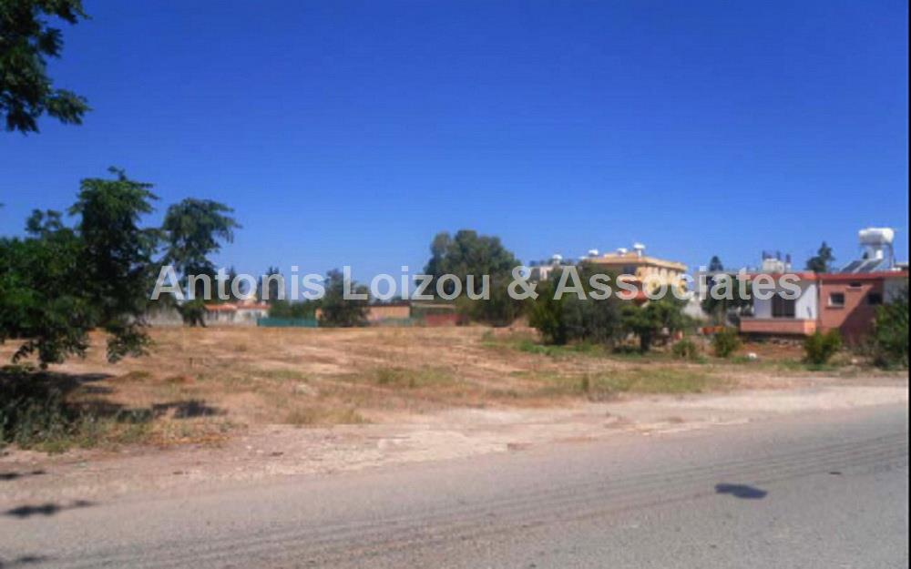 Field in Paphos (Timi ) for sale