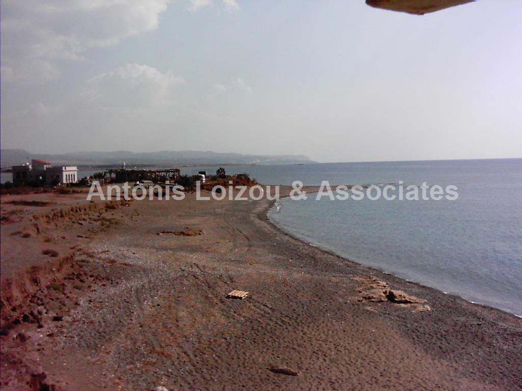 UNIQUE - VILLA & BUSINESS FRONT LINE properties for sale in cyprus